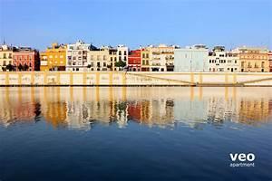 Appartement Rue Betis Séville Espagne Betis Terrasse Location d'appartement touristique à