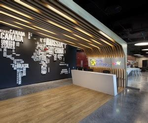 Cool Startup Tech Office Of The Week Kayak by Tech Office Interior Design Ideas
