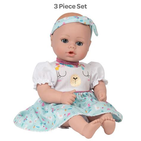 Adora My First Baby Doll Playtime Llama Magic 13 inches