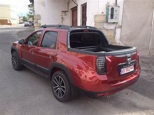Dacia Pick Up : dacia duster pick up tested in romania ~ Gottalentnigeria.com Avis de Voitures