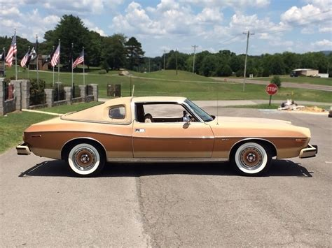 Wild and Crazy: 1978 AMC Matador Barcelona II Coupe