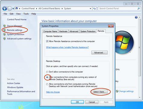 mocha remote desktop setup wizard microsoft windows windows 7 8 8 1 10 and vista
