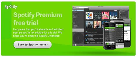 spotify premium free iphone charged for 30 day trial premium spotify the spotify