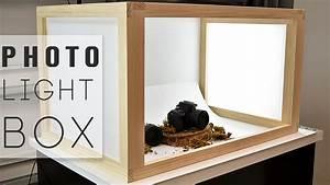 HOW TO BUILD A PHOTO LIGHT BOX - DIY Creators