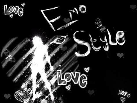 Emo Fashion Images Emo Style Wallpaper Hd Wallpaper And