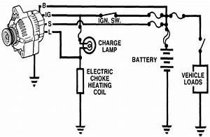 Sistem Pengisian Generator Ac  Alternator  Dengan Ic Regulator