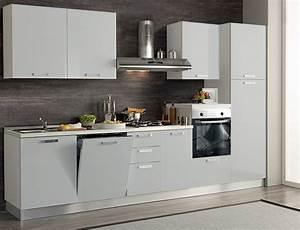 Cucina completa design moderno 330 cm con lavastoviglie for Cucina con lavastoviglie