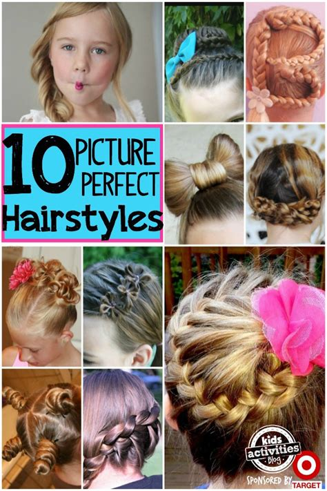 Picture Day Hairstyles For by 10 Picture Day Hairstyles For