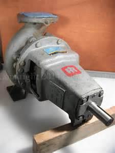 Ingersoll Rand Centrifugal Pumps