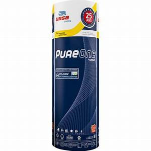 Laine De Verre Ursa : laine de verre pureone by ursa kraft 3 2 x 1 2 m ep 200 ~ Melissatoandfro.com Idées de Décoration