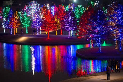 christmas lights from dallas on the ground 9 best places to see lights in dfw dallas observer