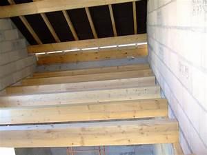 Realiser Un Plancher Bois : cr ation mezzanine sur solivage existant du garage 14 ~ Dailycaller-alerts.com Idées de Décoration