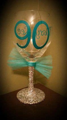 wine glass bottle gold  birthday party invitation
