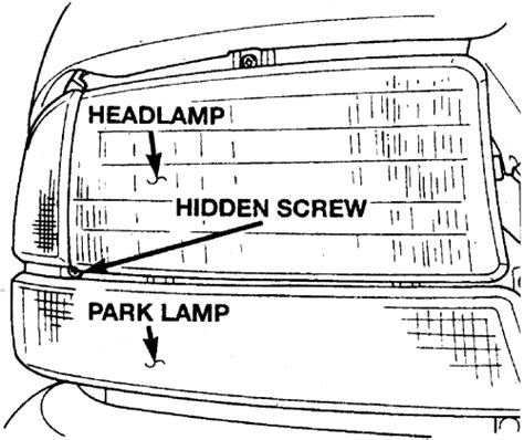 Would Like Know How Remove The Headlight Assembly