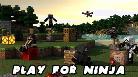ninja skins  minecraft  android apk