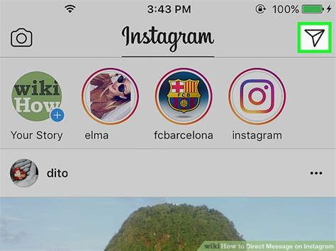 How To Direct Message On Instagram (with Pictures)
