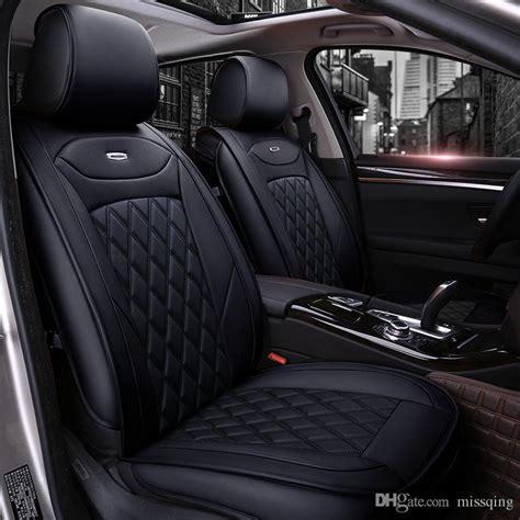 seat covers leather auto audi interior accessories pu luxury cushion universal q3 kia seats cars nissan a6 super honda lunda