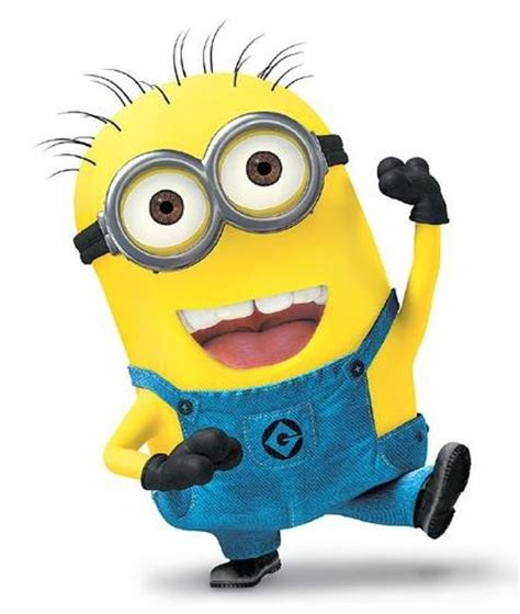 bob the minion from despicable me screen characters pinterest