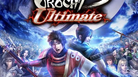 warriors orochi  ultimate  development  playstation