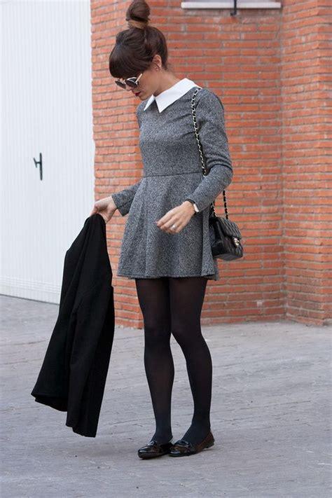 Outfits Medias Negras