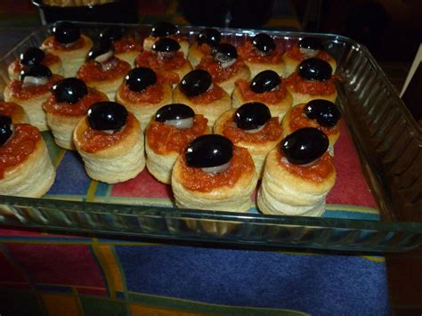 du bonheur dans la cuisine feuilleté apéritif mini bouchées apéritives l 39 d