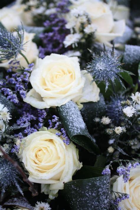 flowers   winter wedding flower press