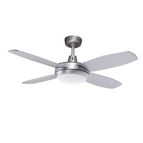 mini ceiling fan with light martec mini lifestyle ceiling fan with led 12w light