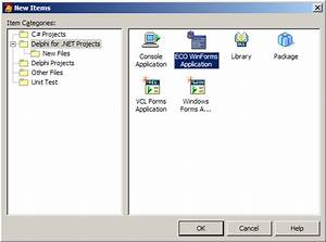 Creating A Simple Eco 2 Application Using Nexusdb