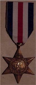 British Ww2 Campaign Medals