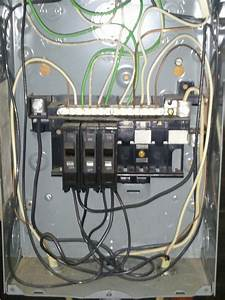 How To Put A 220 Breaker In An Existing Electrical Panel