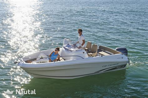 Motorboat En Espanol by Motorboat Rent Janneau Cap Camarat 5 5 In L Estartit
