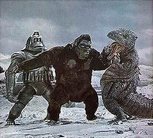 Classic shlock: 'King Kong Escapes' | keithroysdon