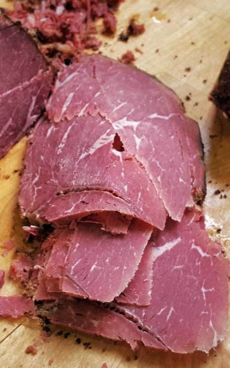 It's what you get if, instead of slicing through the ribs to get ribeye steaks, you leave them together as one big roast, anywhere from two to six. Homemade Pastrami Recipe   Homemade pastrami, Venison recipes, Roast beef dishes