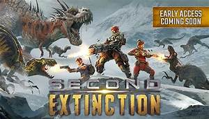 Second, Extinction, Coming, To, Early, Access, In, September