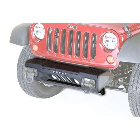 Rugged Ridge Aluminum Bumper by Rugged Ridge 11541 02 Xhd Aluminum Front Bumper 07 16