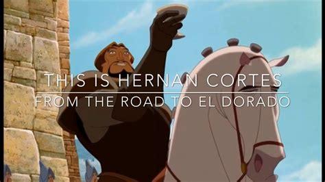 El Dorado Hernan Cortes