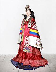 patternsof traditional korean wedding dresses With korean traditional wedding dress