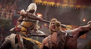 Comparing 'Assassin's Creed Origins' On The Xbox One X And ...