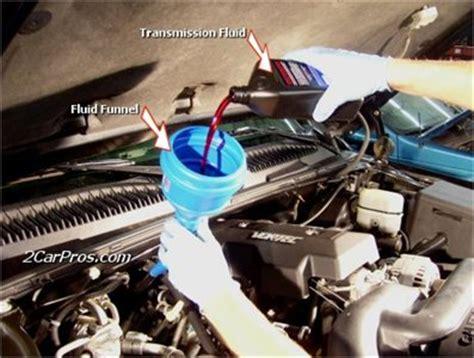 Hyundai Sonata Transmission Fluid by Where Do I Check The Transmission Fluid On A 1993 Hyundai