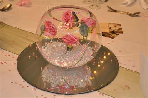 wedding table centrepieces decoration
