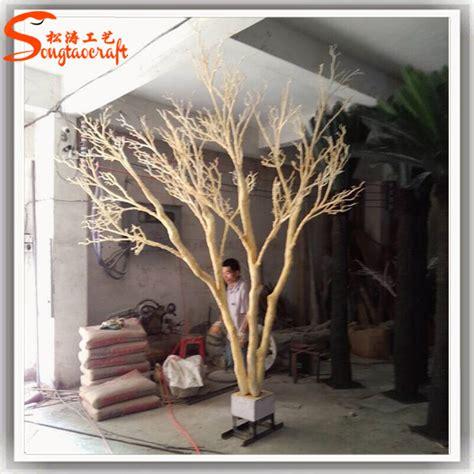 artificielle arbre tronc sans feuilles faux arbre mort branche décoration arbre mort arbres