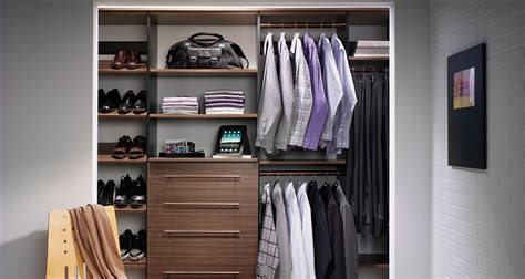 The Design Closet by Closet Organizers Northern Virginia Storage Shelving