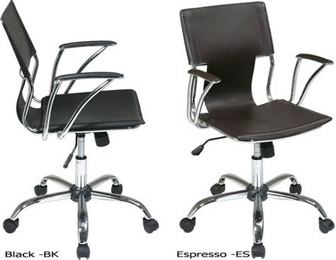 office dorado home office chair with padded arms dor26