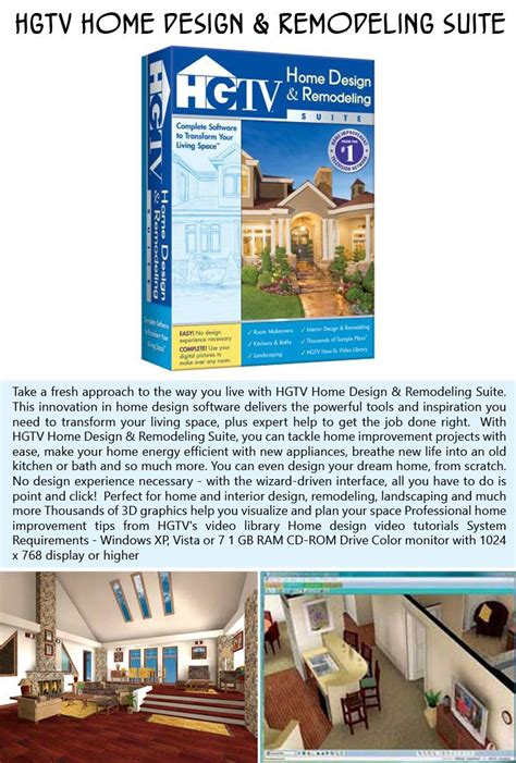 Hgtv Home Design And Remodeling Suite by Top Ten Hgtv Products Of The Month