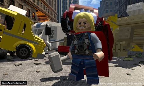Lego Marvel's Avengers PC Game - Free Download Full Version