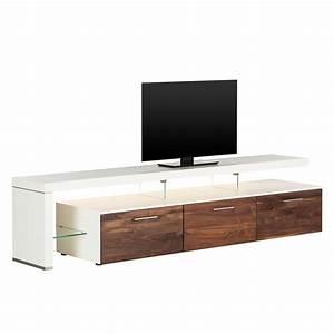 Tv Bank Weiß Holz : tv lowboard wei nussbaum preisvergleich die besten angebote online kaufen ~ Whattoseeinmadrid.com Haus und Dekorationen