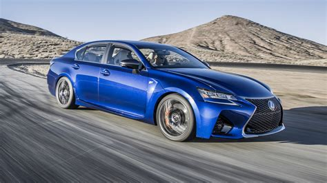 News 2018 Lexus Gs F Due In February