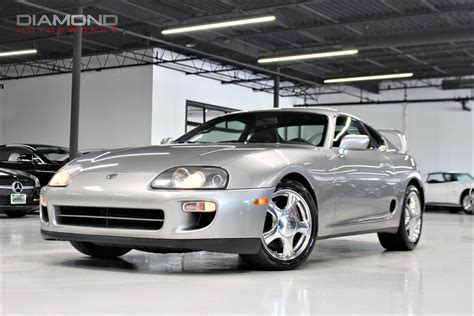 1998 Toyota Supra Turbo by 1998 Toyota Supra Turbo Stock 001480 For Sale Near Lisle