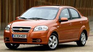 Chevrolet Aveo Service Manuals Free Download