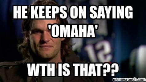 Brady Crying Meme - crying tom brady